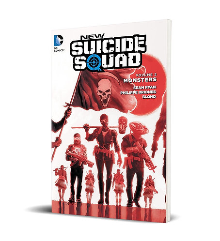 New Suicide Squad Vol.2 TPB (The New 52)