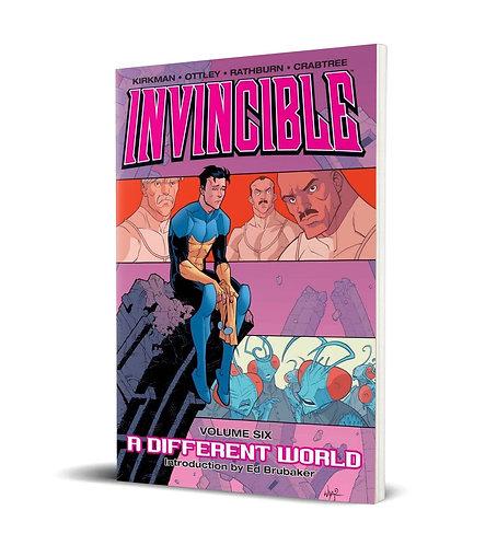 Invincible. A Different World (vol.6, TP)