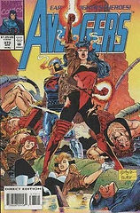 Avengers #373 (1st series)