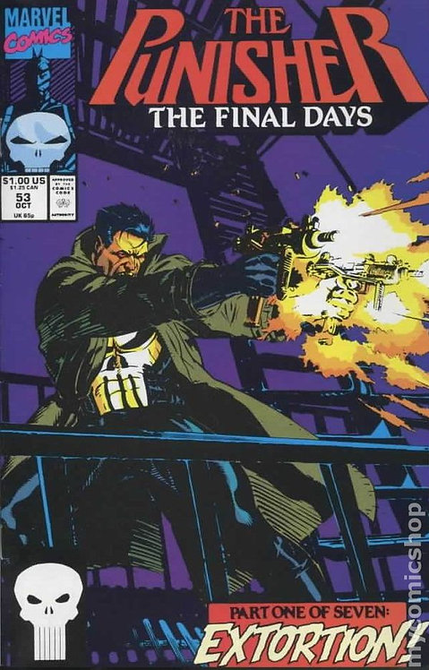 Punisher #53 (2nd Series)