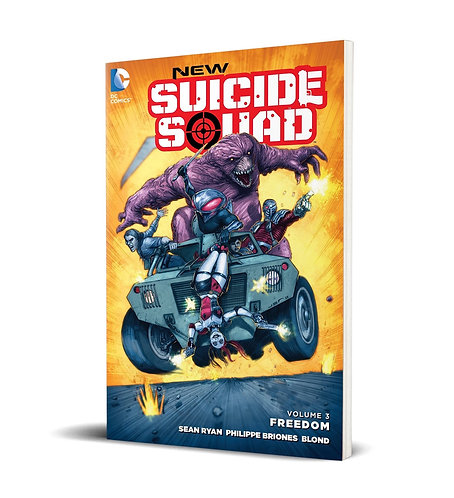 New Suicide Squad Vol.3 TPB (The New 52)