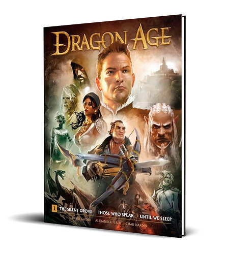 Dragon Age HC Library Edition vol.1 (Out Of Print / Out Of Stock)