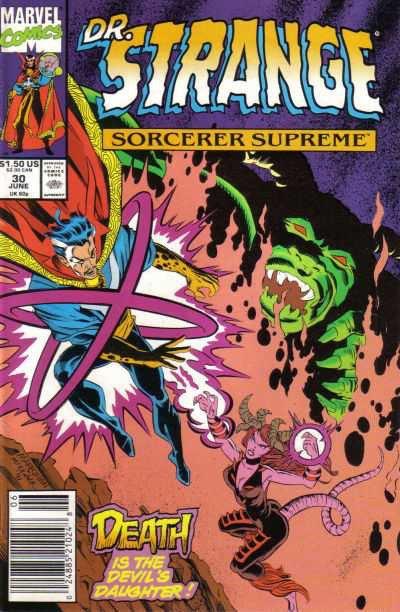 Dr. Strange #30 (3-rd Series)