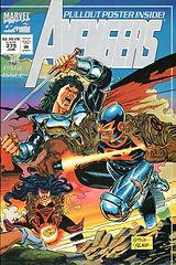 Avengers #375 (1st series)