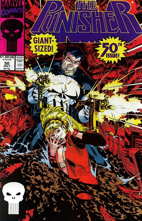 Punisher #50 (2nd Series)