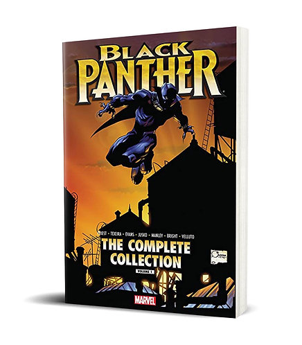 Black Panther By Christopher Priest. The Complete Collection Vol.1 TPB