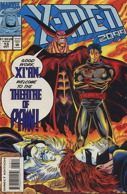 X-Men 2099 #13