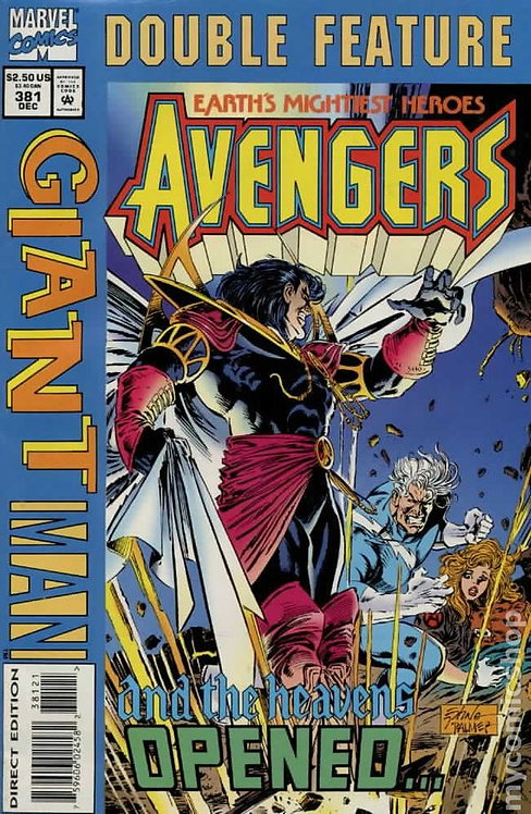 Avengers #381B (1st series)