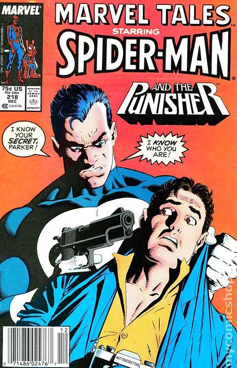Marvel Tales #218