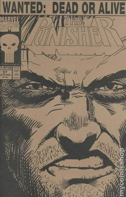 Punisher #57A (2nd Series)