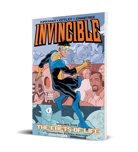 Invincible. The Facts Of Life (vol.5, TP)