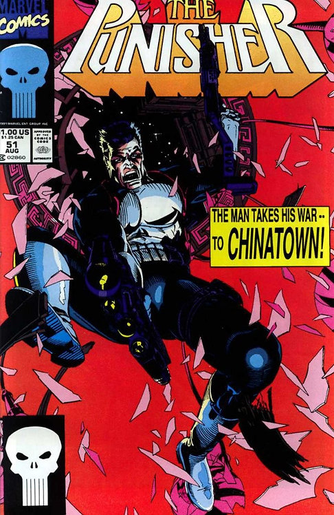Punisher #51 (2nd Series)