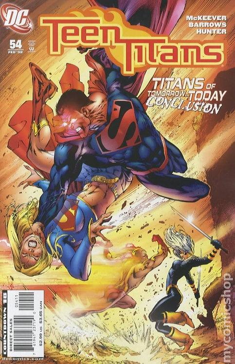 Teen Titans #54