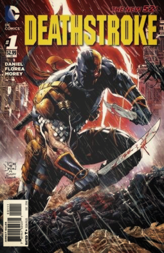 Deathstroke #1 (The New 52)