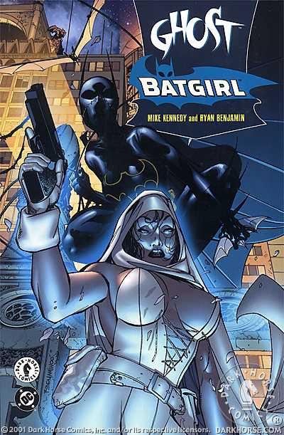 Ghost & Batgirl #1