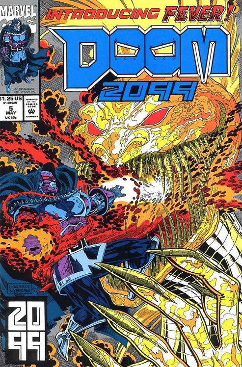 Doom 2099 #5