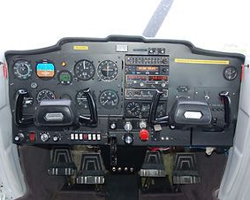G-OCPC Cockpit Photo