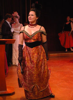 Act III, The Merry Widow