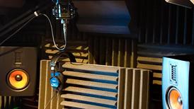 Elite Voyce Studio Booth
