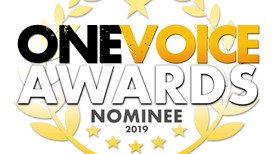 The One Voice Awards - Gravy for the Brain