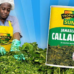 Callaloo - Made with Love in the Tropical Sun