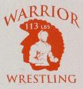 Warrior Nation Wrestling Vinyl Decal