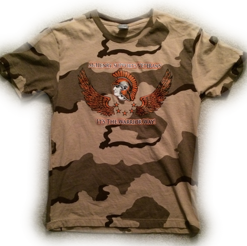 McHenry Supports Veterans_tshirt
