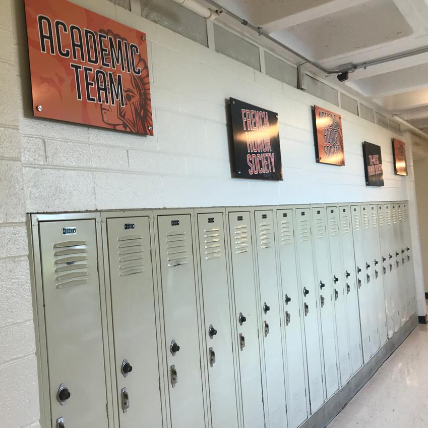 Student Activity Hallway
