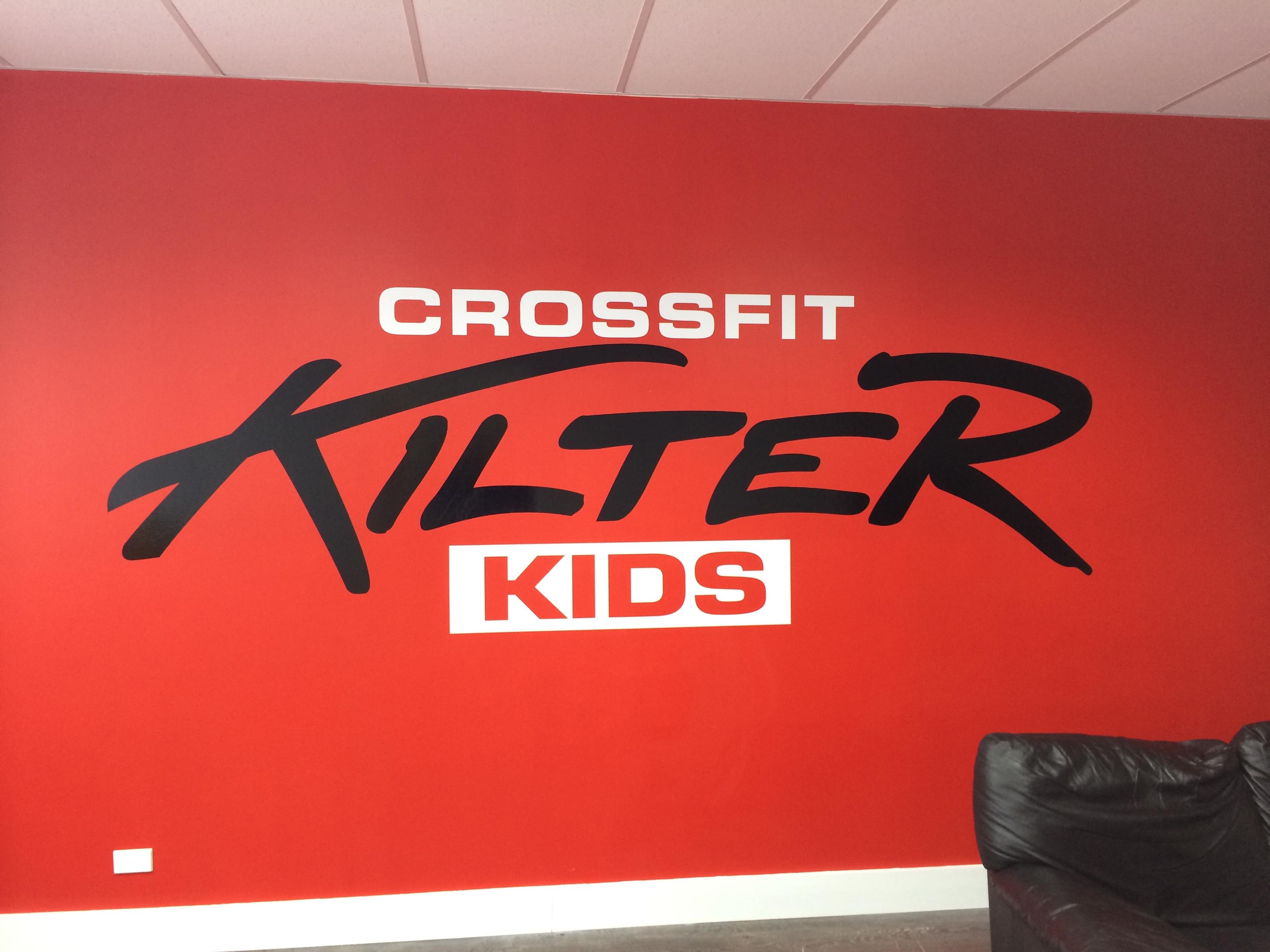 Kilter kids room