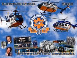 flight 4 life 30 years