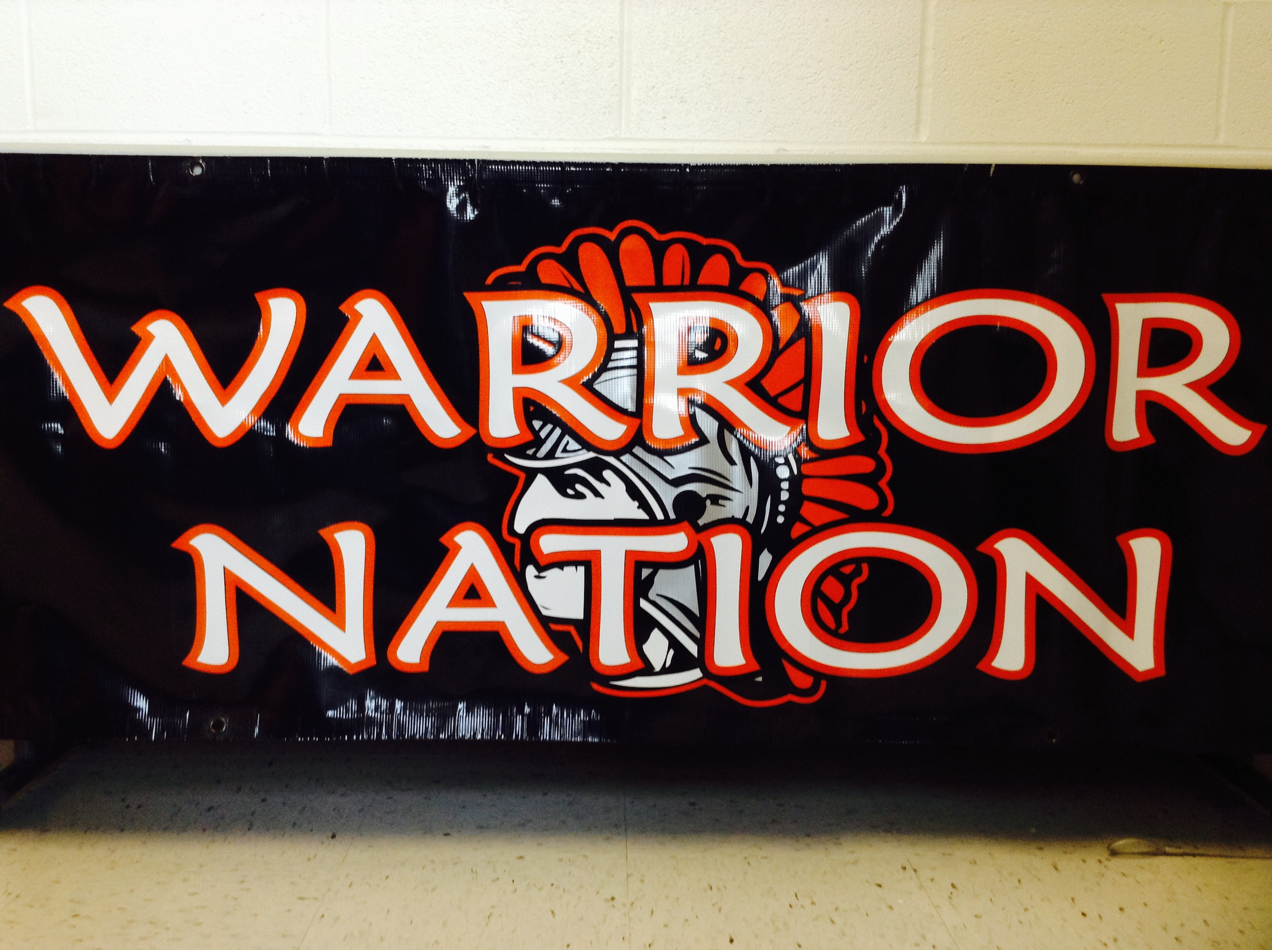 Warrior Nation Banner