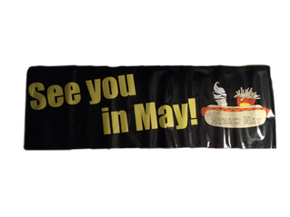Tom's Straw Hat Banner