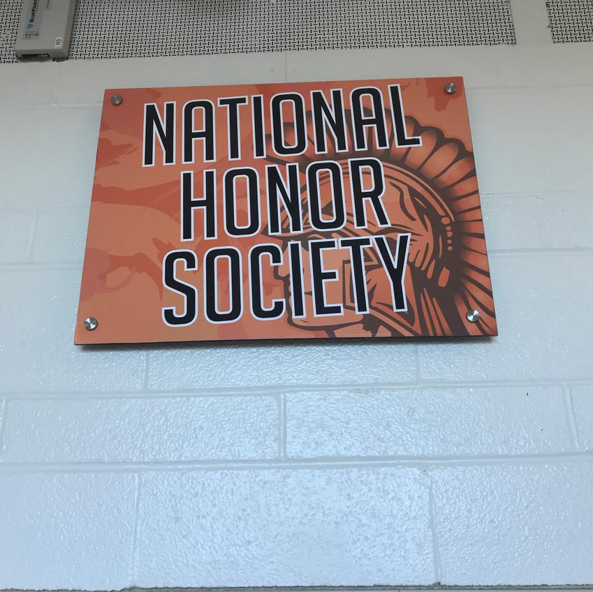 Nation Honar Society