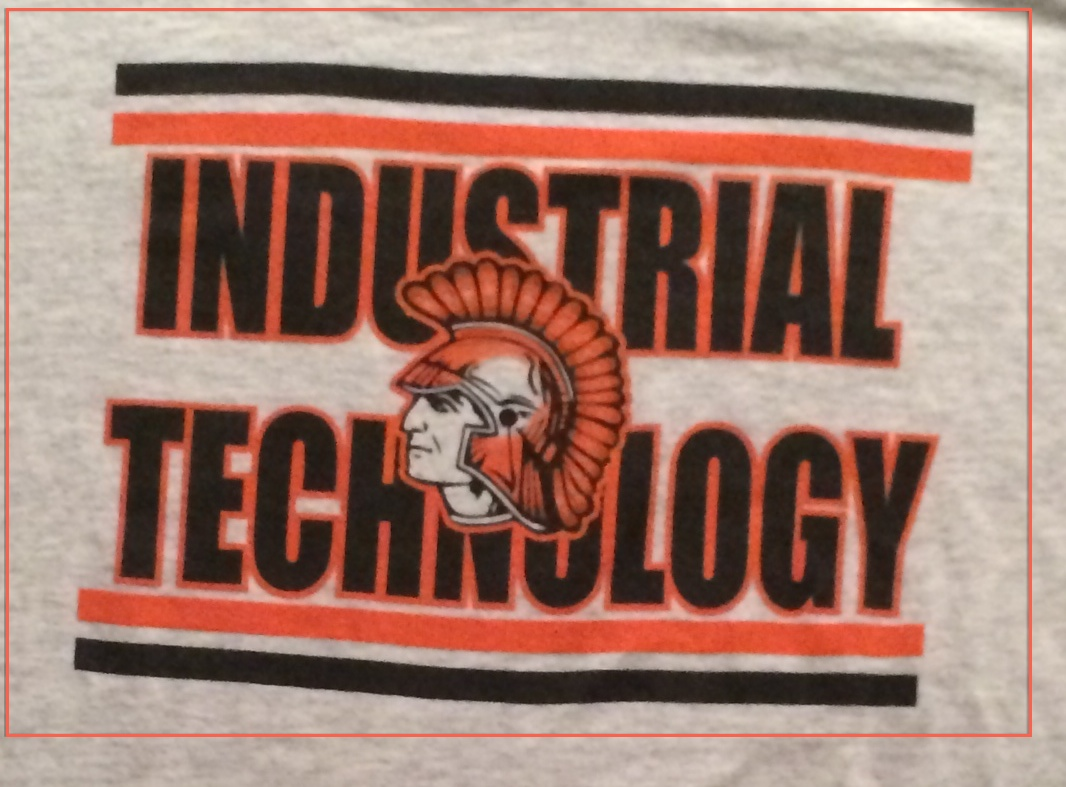 Industrial Technology Shirt