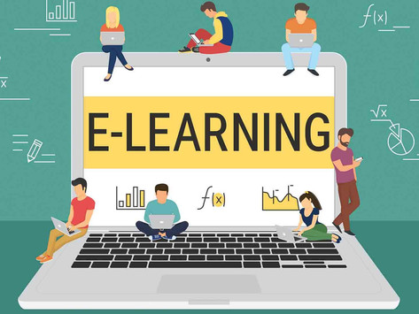 Special Announcements regarding E-learning