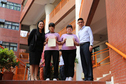 The Outstanding Student Award