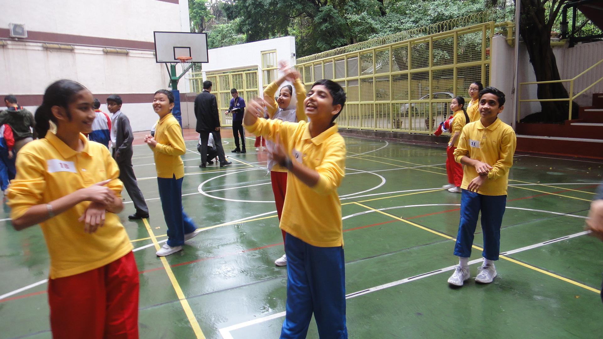 STEM Activity with Primary School