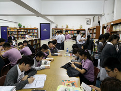 Reading Activity - Library Class