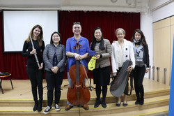 HK Philharmonic Orchestra Performance