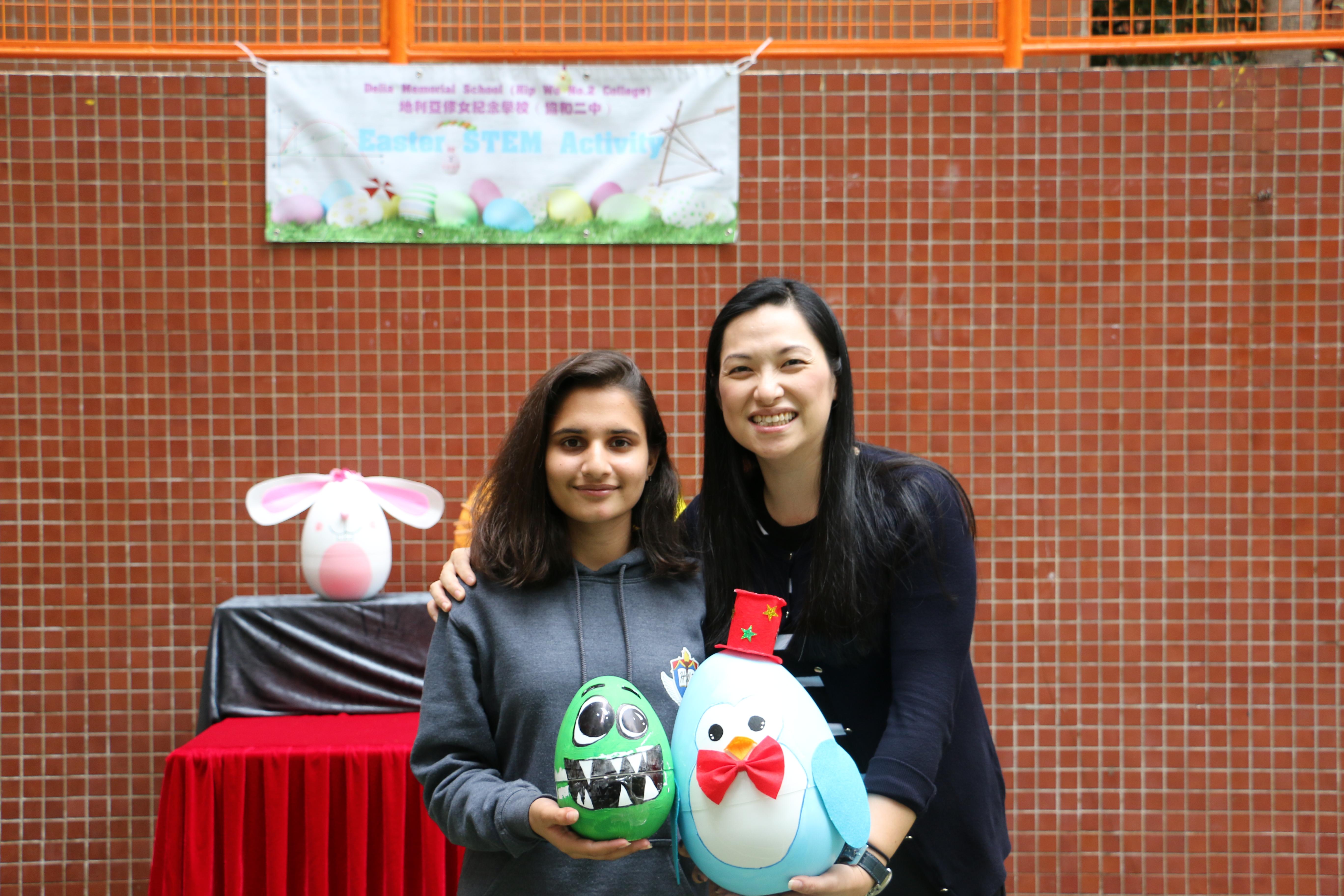 Easter Egg & STEM Activity
