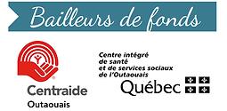 Bailleurs de fonds pour l'Aqeta Outaouais