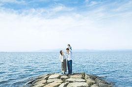 滋賀県でロケーション撮影もしています