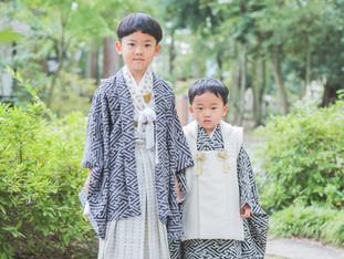 ご兄弟で七五三おめでとう | 多賀大社 | 滋賀県犬上郡多賀町