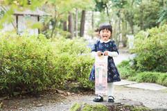 滋賀県多賀大社で七五三出張撮影