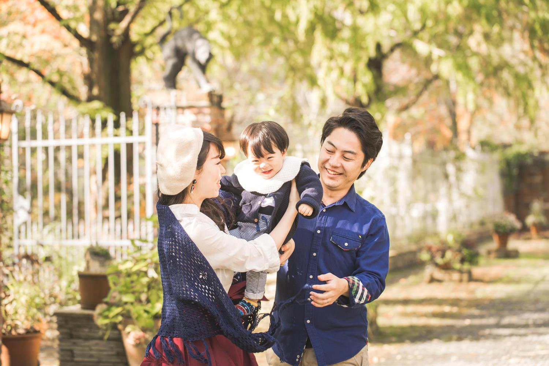 ローザンベリー多和田で1歳お誕生日フォト