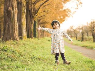 6歳お誕生日おめでとう | メタセコイア並木 | 滋賀県高島市