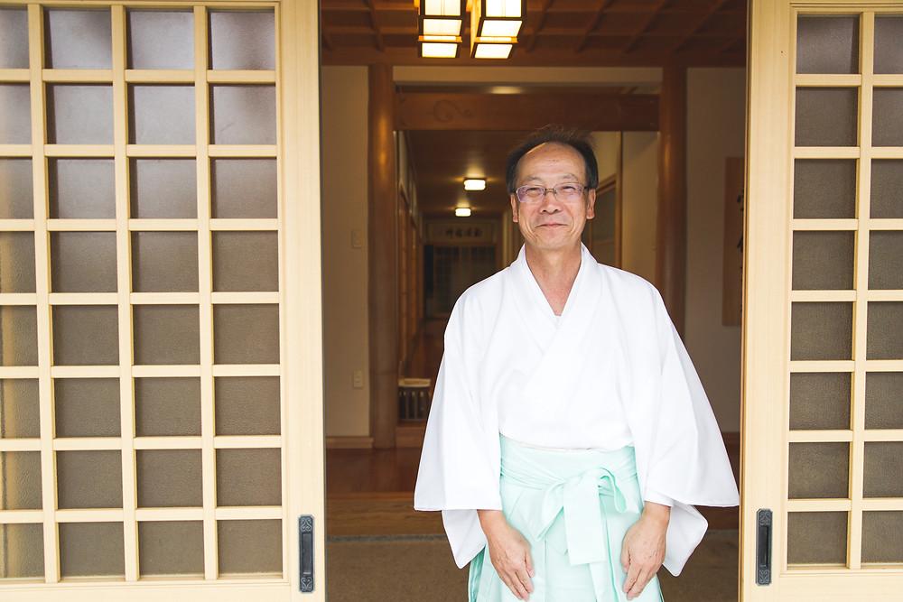 滋賀県彦根市の稲村神社で七五三撮影をフリーカメラマンがしました。
