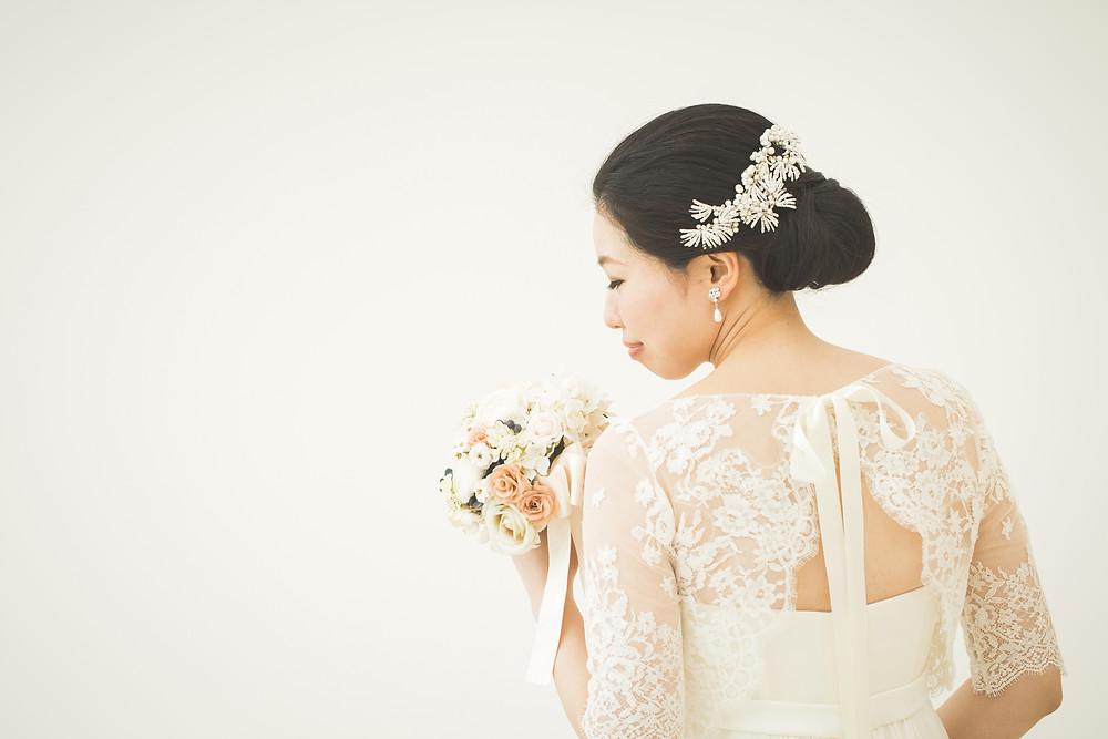 滋賀県長浜市のスタイリッシュコンフォートリィネアさんでウェディングドレス・タキシード結婚前撮り撮影を出張カメラマンがしました。