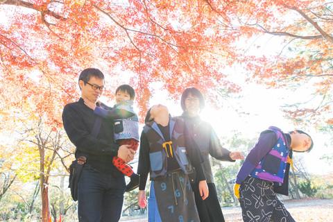 家族写真撮影 | ご自宅出張・ロケーション撮影 | 滋賀県長浜市