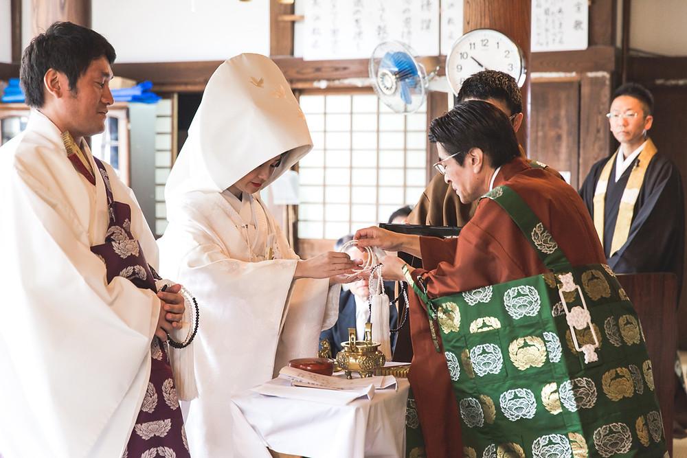 滋賀県長浜市木之本 | 仏前式撮影